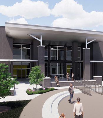 Hattiesburg High School Phase II Expansion