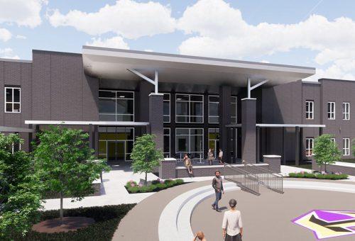 Hattiesburg High School Phase II Expansion