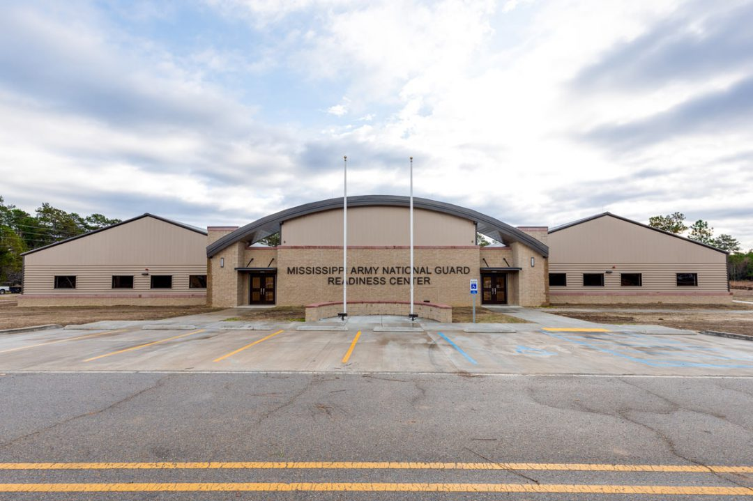 Camp Shelby MICO Readiness Center