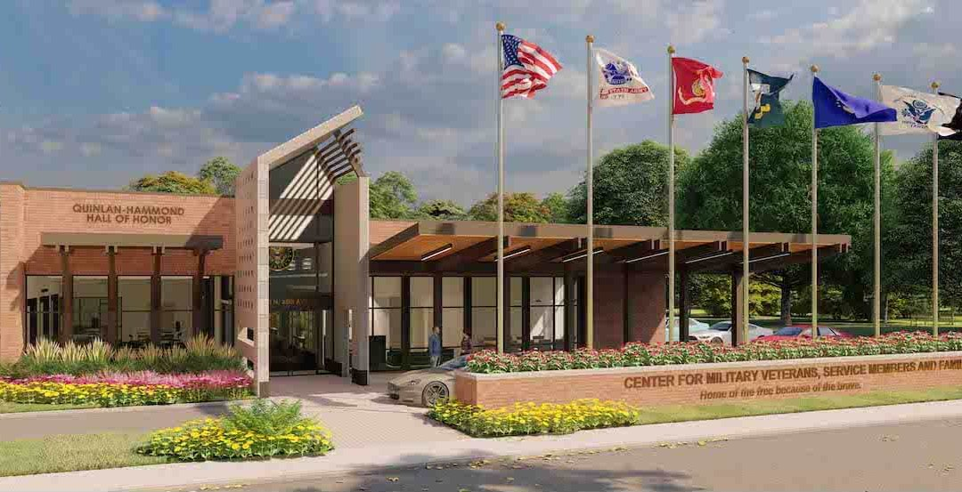 Center for Military Veterans at The University of Southern Mississippi