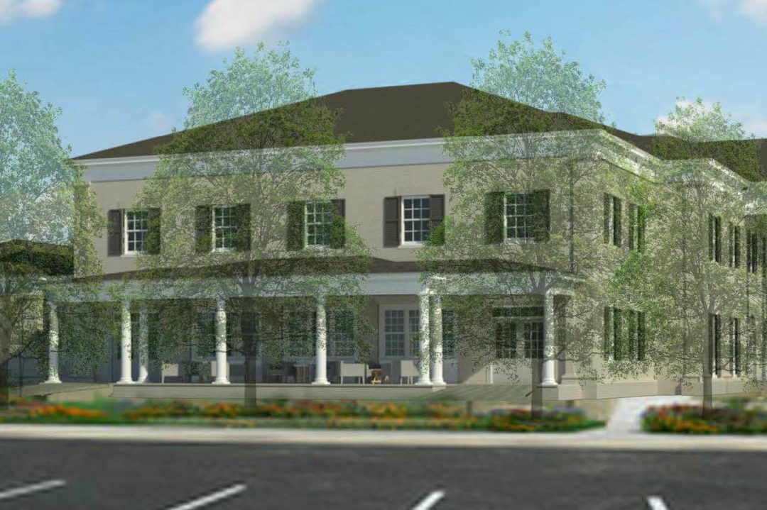 Delta Gamma Sorority House Renovation